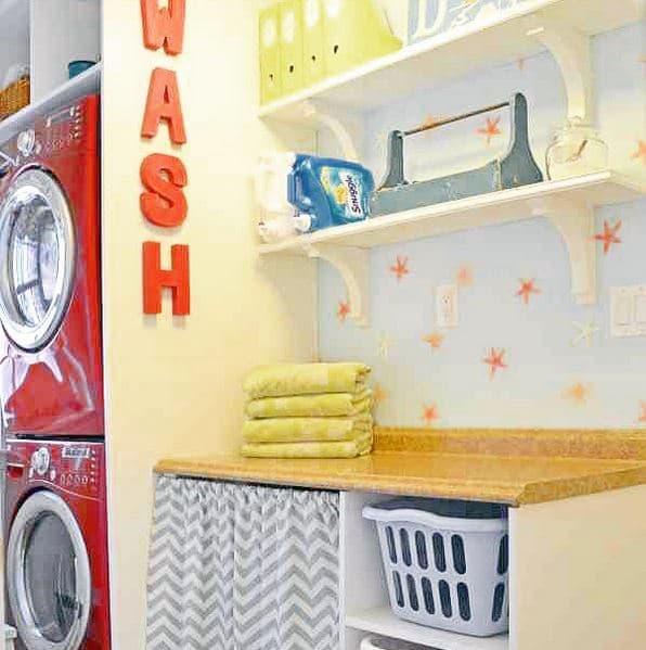 SmartGirlsDIY Laundry