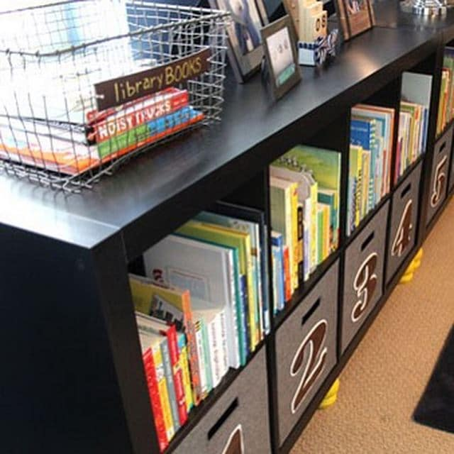 blueistyle book storage