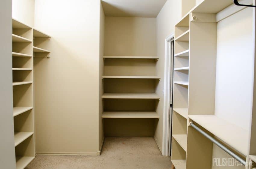 Master Walk In Closet Empty-10