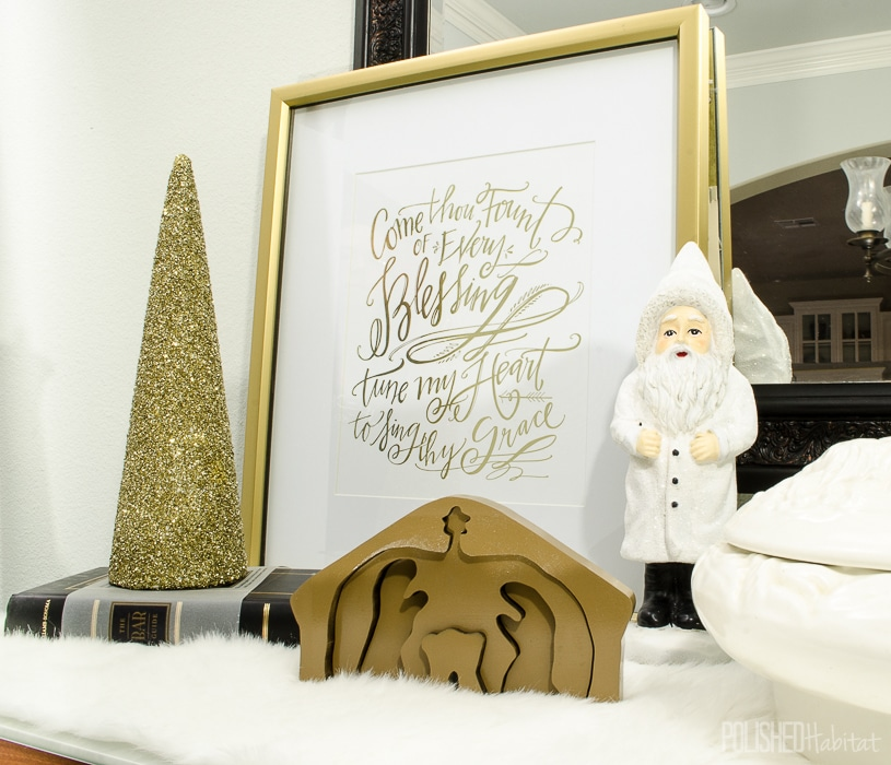 5 Tips for Creating Christmas Vignettes