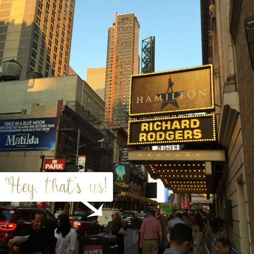 Hamilton-Broadway