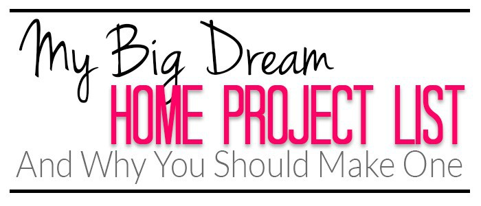 Home-Project-Idea-List