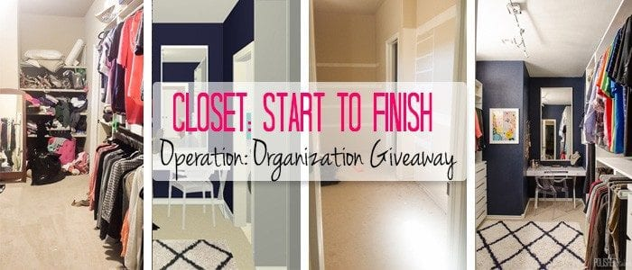 Operation: Organization Giveaway Alert!