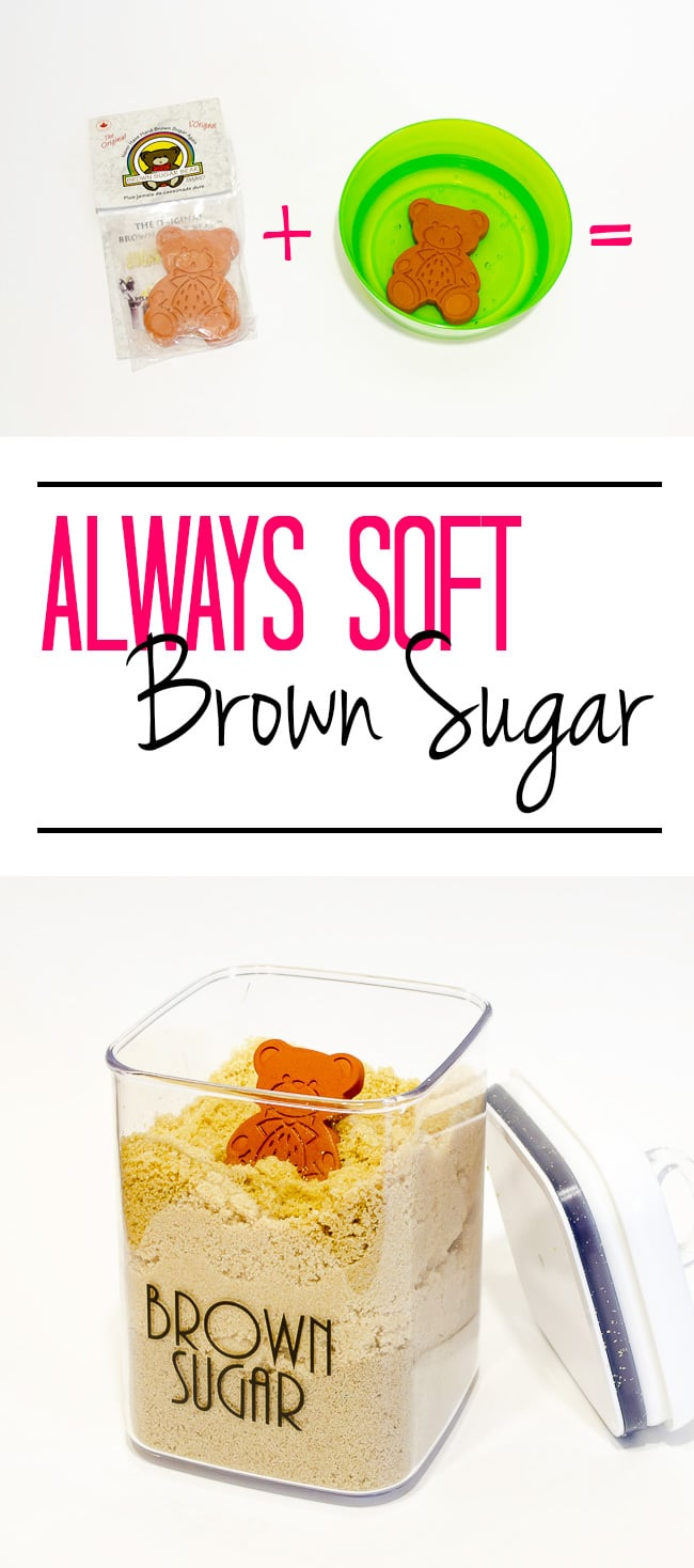 Ever wonder how to soften brown sugar and/or keep it from getting hard in the first place? This ONE tip will save you so much frustration. And it's a CHEAP solution too!