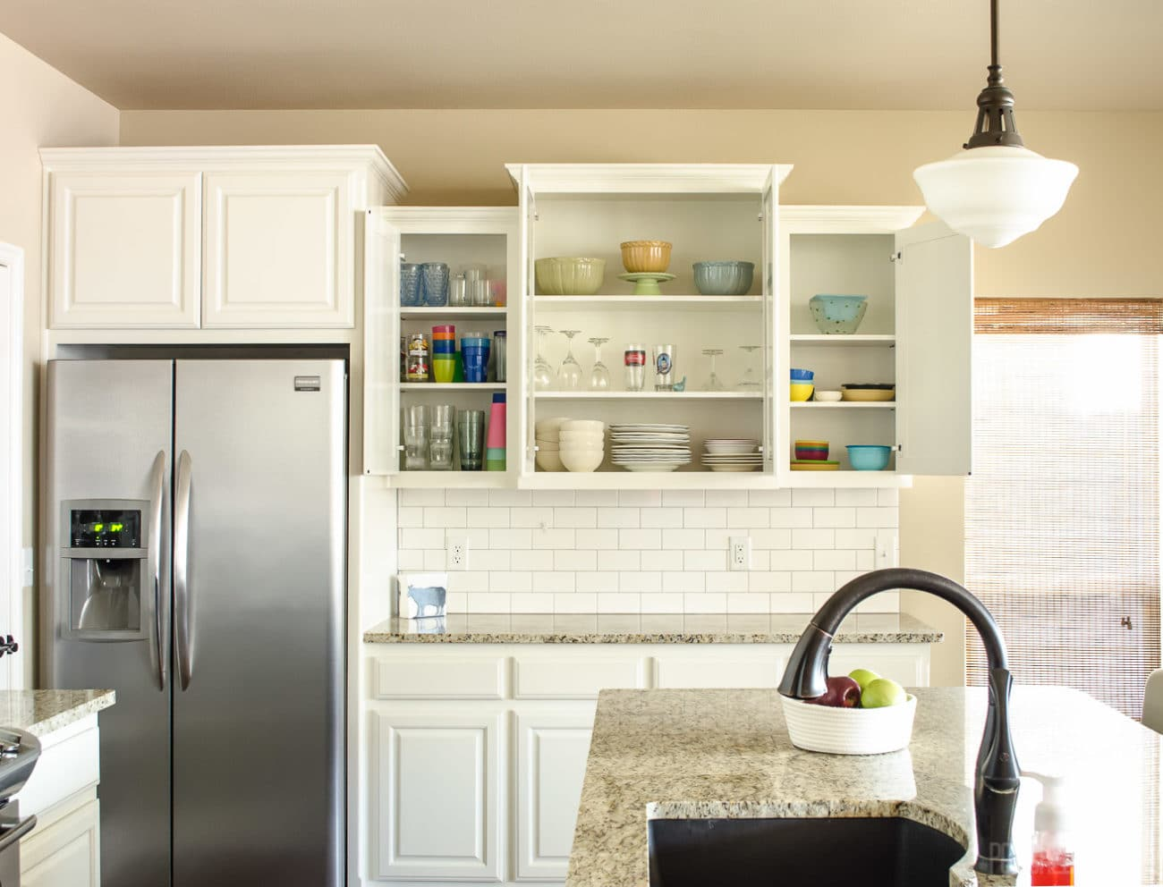 organizing kitchen cupboards how to organize everything in your kitchen polished habitat 1266