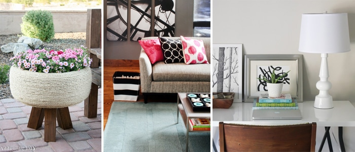 Simple Spring Home Decor Ideas