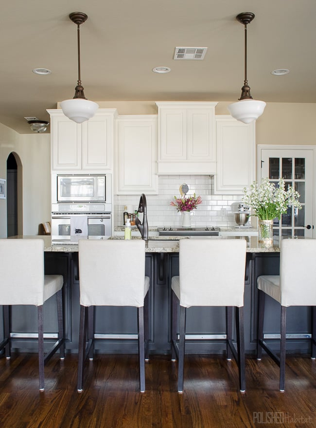 This clean kitchen is hiding a dirty little secret!