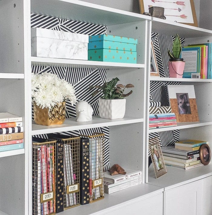 Storage should be PRETTY! Love this tutorial for making an inexpensive marble box.