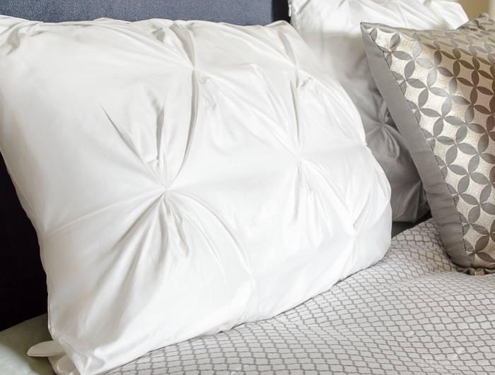 Pintuck Pillow Sham by Crane & Canopy (sponsored)
