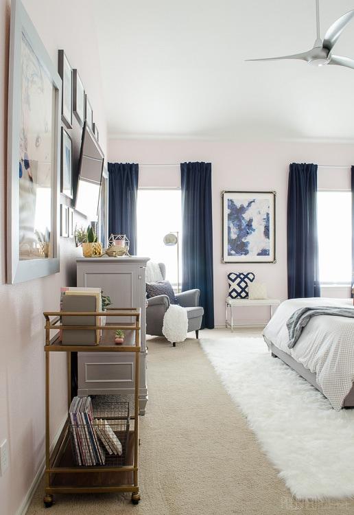 Pink Master Bedroom-7
