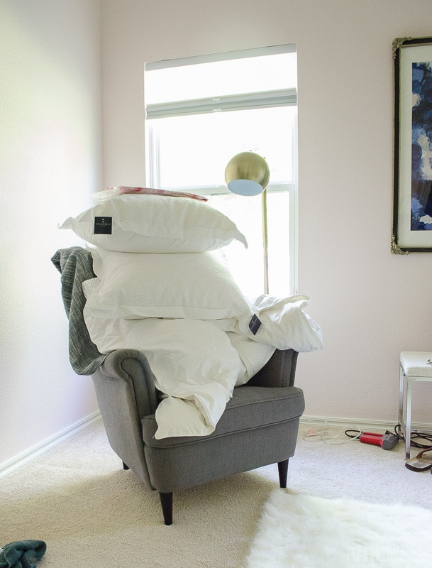 Polished Habitat Bedroom One ROom Challenge Week #5-20