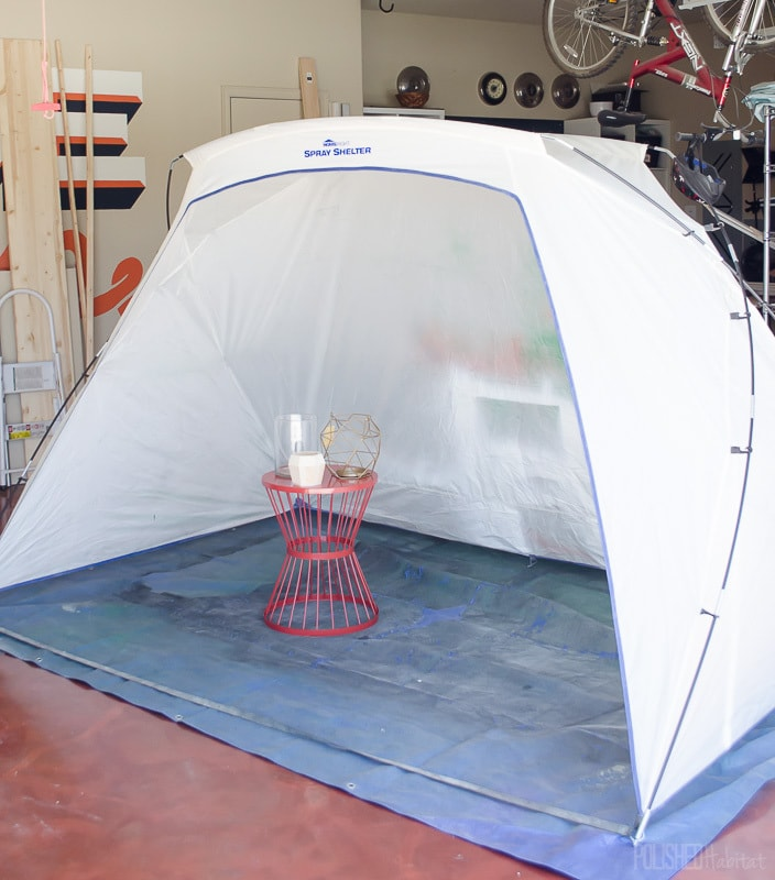 Polished Habitat Bedroom One ROom Challenge Week #5-7