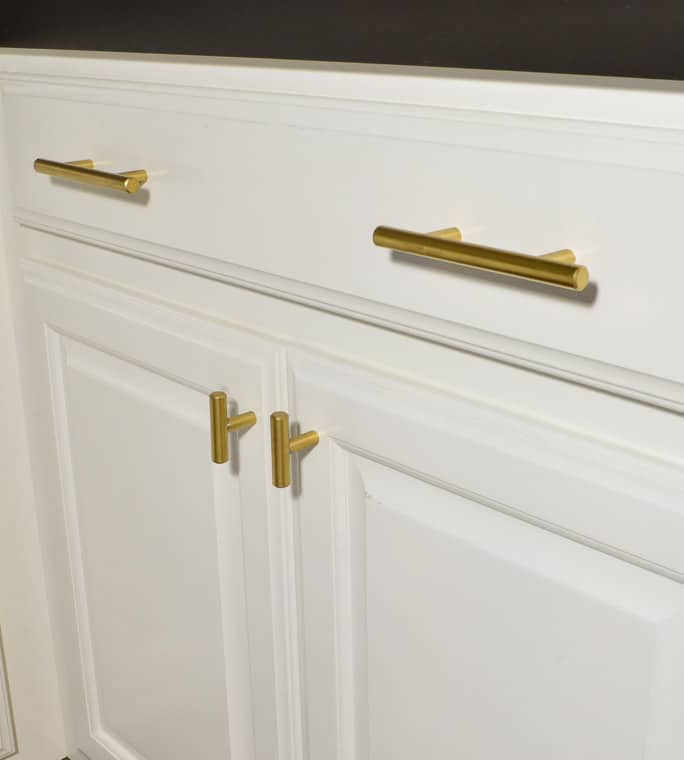 Affordable Gold Cabinet Hardware Source