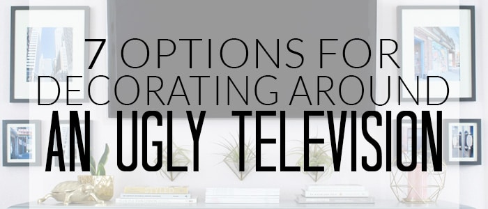 Stylish Ideas for Decorating Around the Television