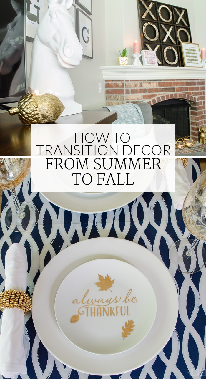 5 Tips For Home Decor That Transitions Through Multiple Seasons