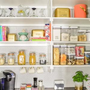 Pantry Organizing Tips & Ideas