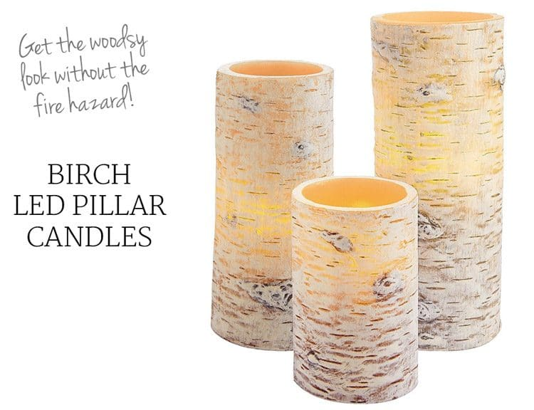 birch-led-candle