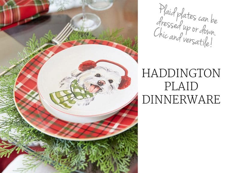 plaid-christmas-plates
