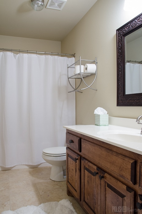 Guest Bathroom Makeover-2