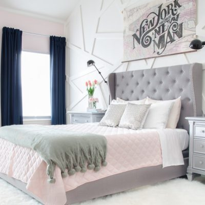 The Crazy-Simple Formula for Creating a Gorgeous Bed