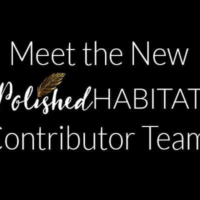 Introducing….the Polished Habitat Team