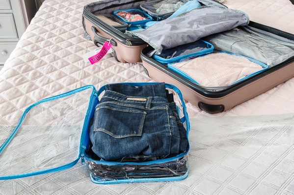 How to Organize Your Suitcase, Even if You're an Overpacker