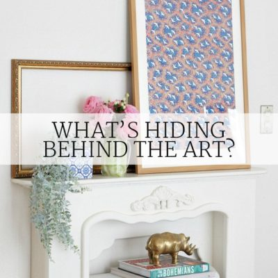 Beautiful Solutions for Hiding Eyesores in Rentals