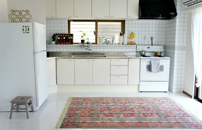 decorating tips for rental kitchens