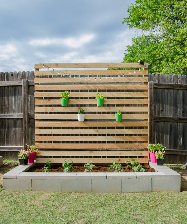 to how a garden raised bed build diy make