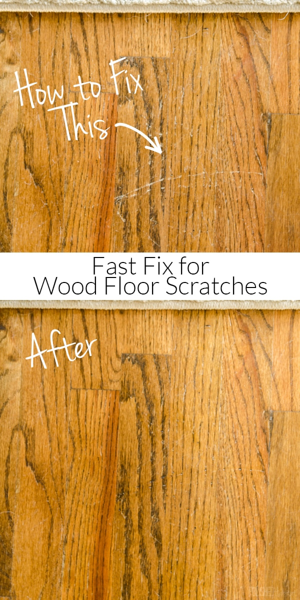 Hardwood Floor Scratch Repair how to repair a scratch in laminate and wood youtube Scratches In Your Hardwood Floors Try This Fast Fix To Repair Your Wood Floors In