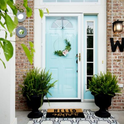 Budget-Friendly Ways to Spruce Up Your Front Porch