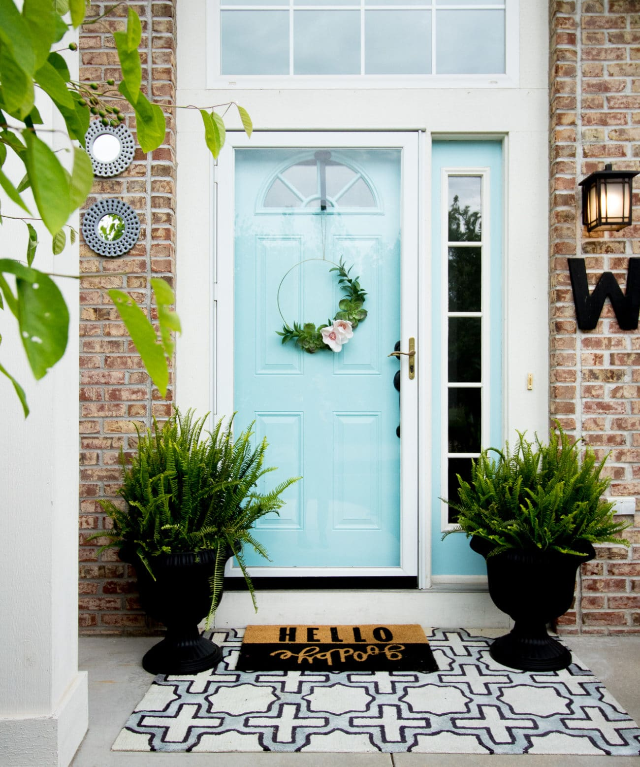 Budget Friendly Ways To Spruce Up Your Front Porch