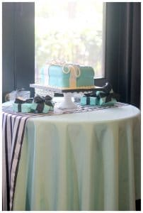Breakfast At Tiffany's Brunch Party