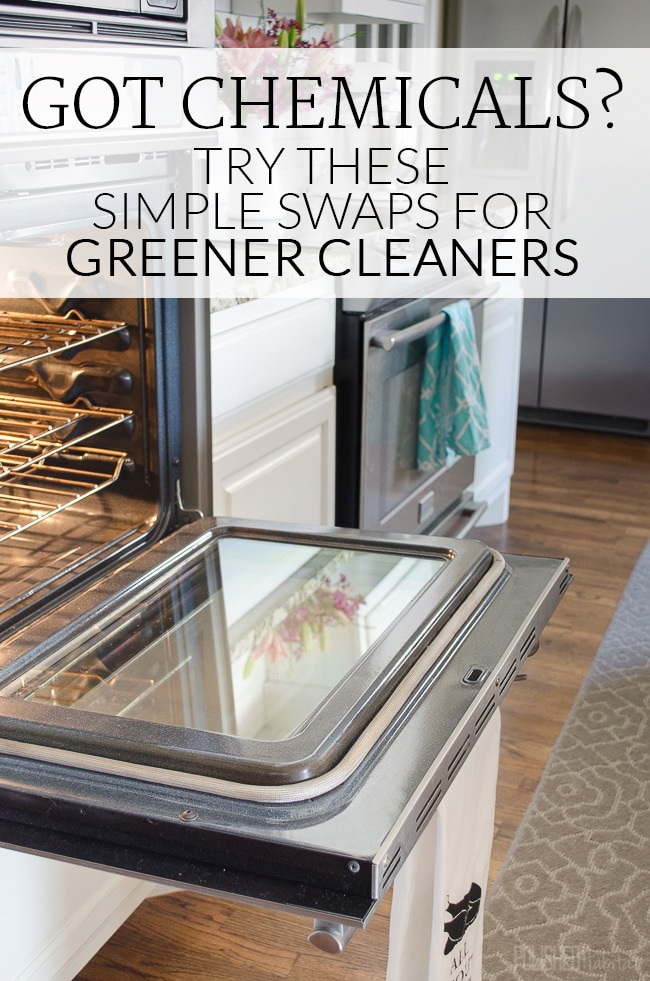 clean oven glass
