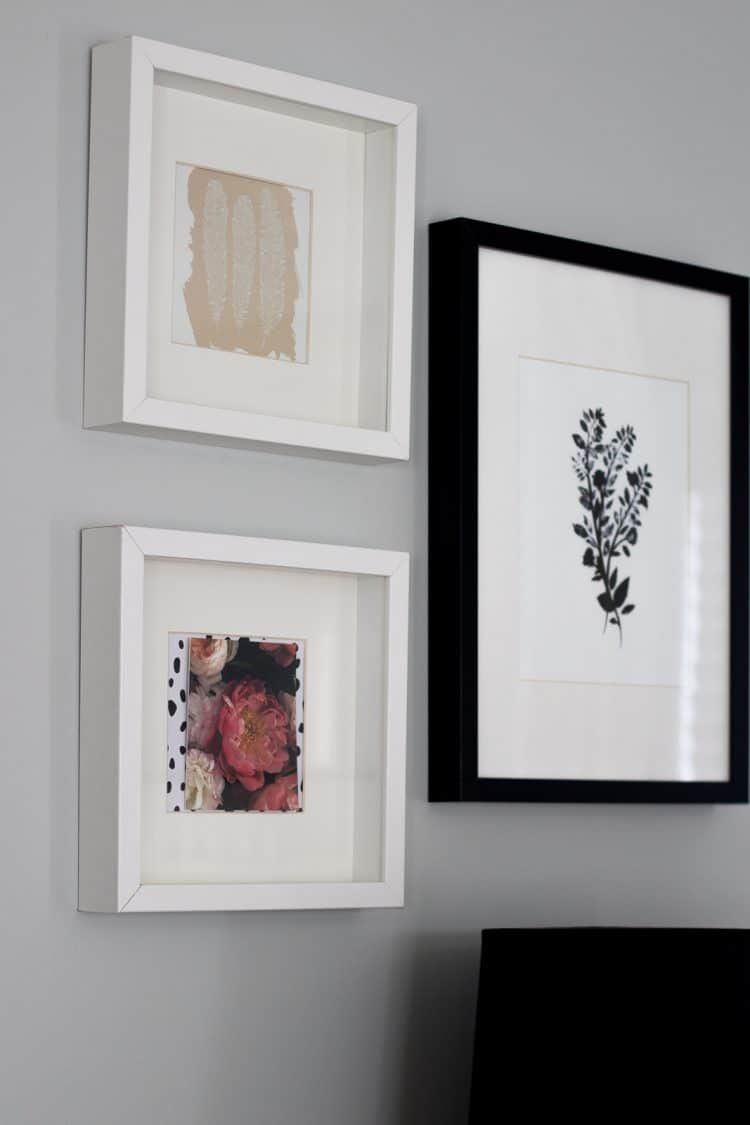 resource for budget friendly wall art