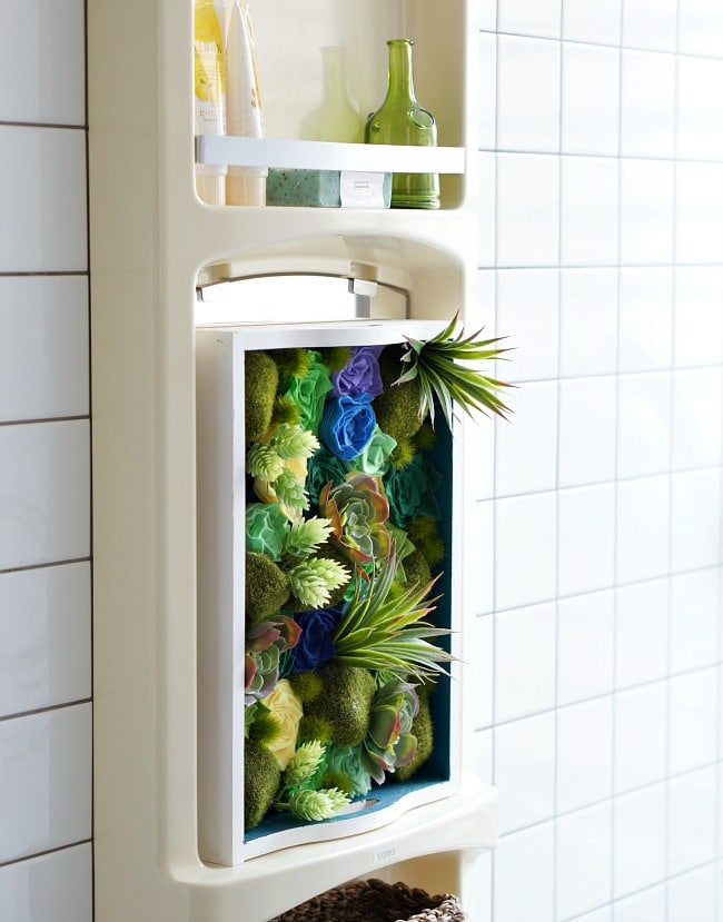 decorating tips for rental bathrooms