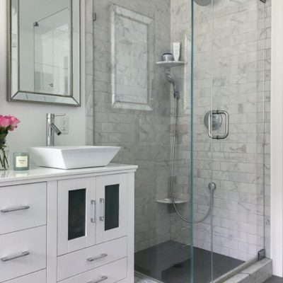 Tamara's Master Bathroom Before & After!