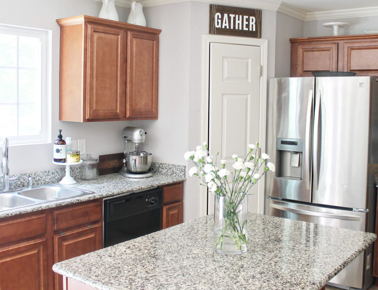 How to organize the kitchen junk drawer polished habitat for Kitchen junk drawer