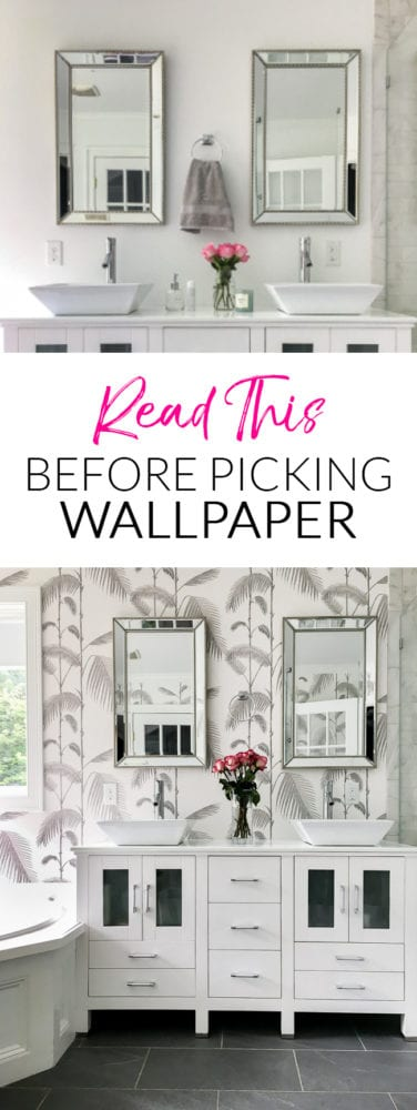 Considering Wallpaper? Read Tamara's tips FIRST!