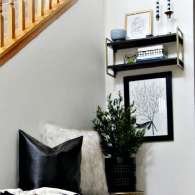 "How to Style a Floating Shelf | 5 Simple Tips to Create the Perfect ""Shelfie""!"