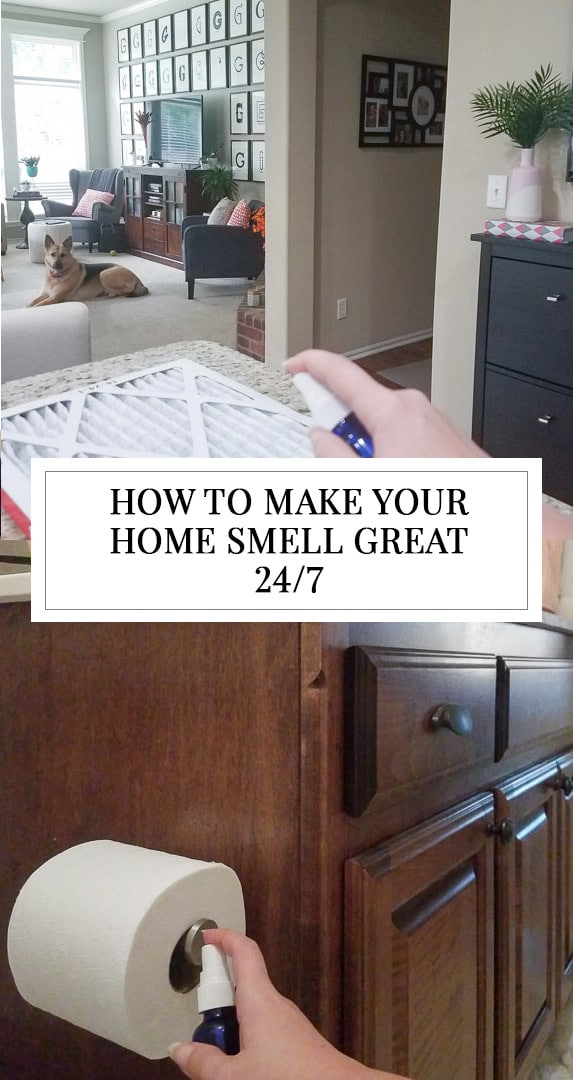 How to make your house smell good three fast fixes for What makes house smell good
