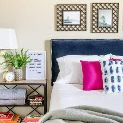 10 Quick Ways to Make Overnight Guests More Comfortable