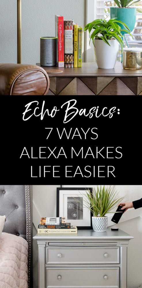 Do you have a new Amazon Echo or are you wondering if you need one? Here's some tips I learned over the first year with Alexa!
