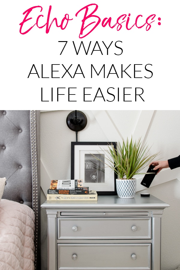 New Echo User or Wondering if You'd Really Use One? These are my favorite Alexa tips & ways it's making our life easier and more enjoyable every day.