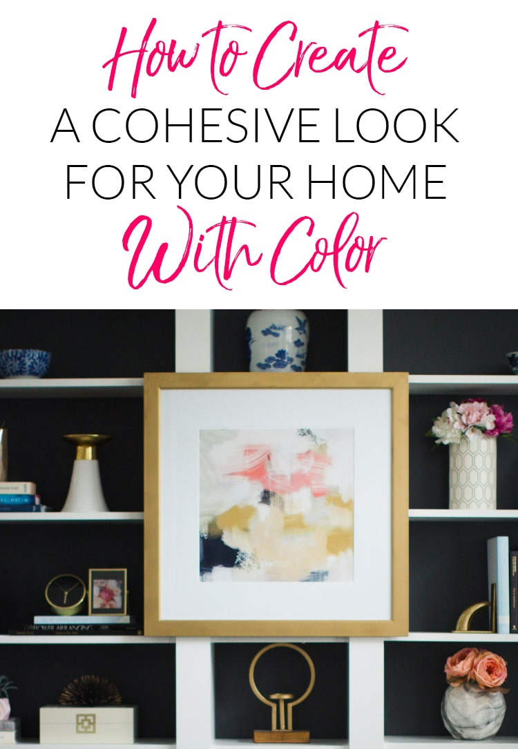 Do you really need a whole house color palette? See how it pulls all your home decor together AND helps you stay focused when shopping!