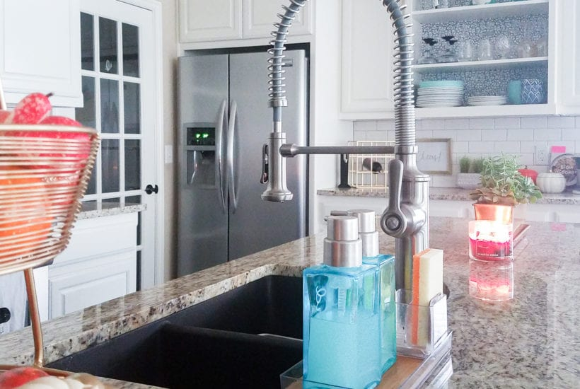 How to update a rental kitchen without making permanent changes