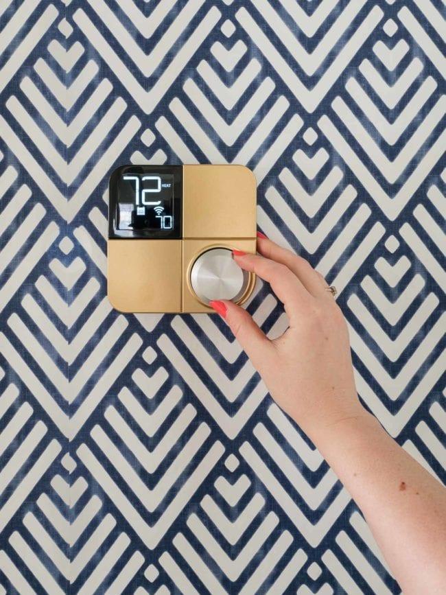 Lux Kono Thermostat