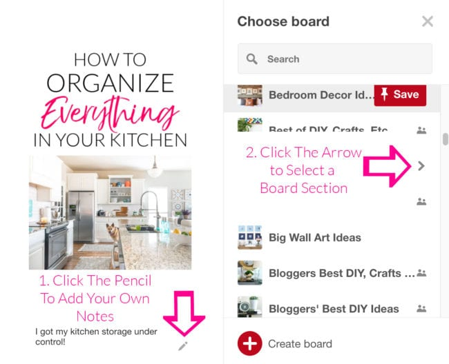 Changing the Way You Use Pinterest: Less Scrolling, More