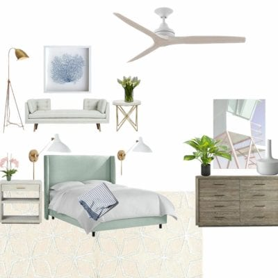 The Fourth Step of Decorating – Creating a Mood Board