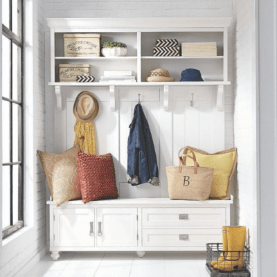 Quick Ways to Add Stylish Storage & Organization